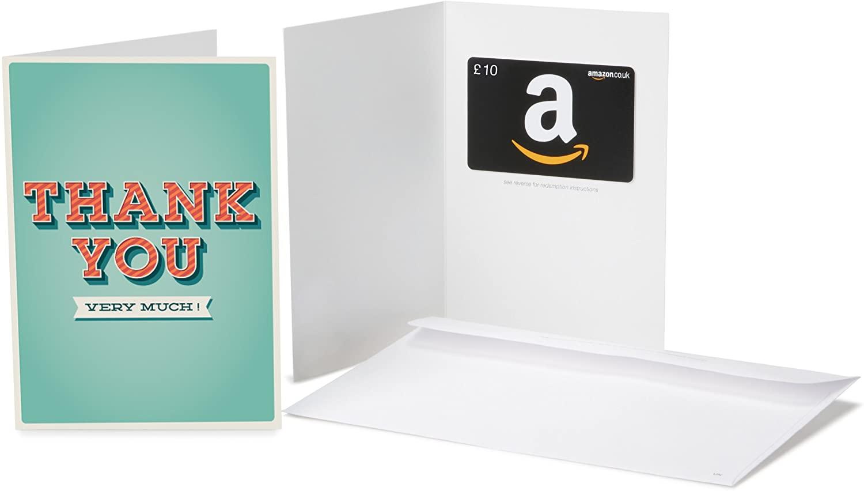 Gift Card, Amazon.