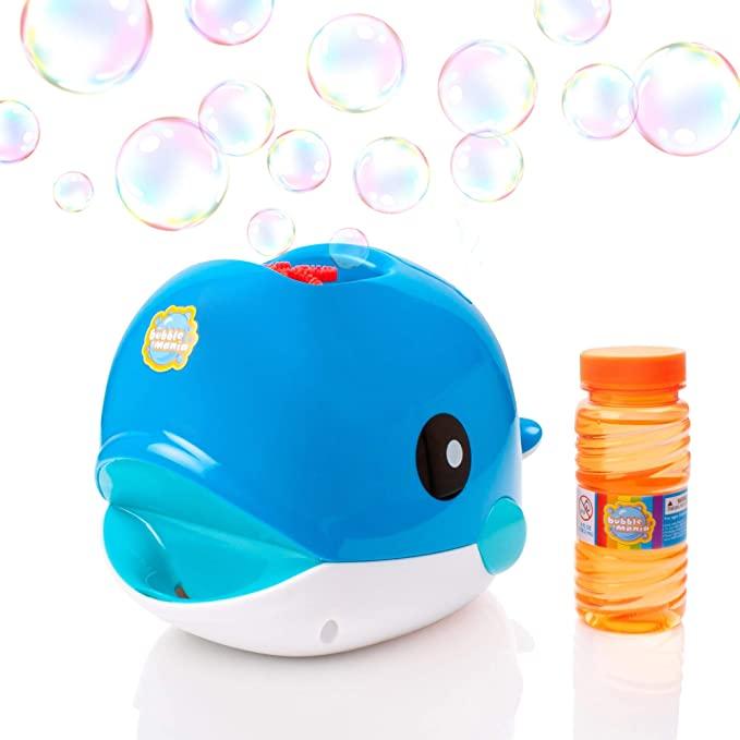 Bubble Mania Bubble Making Whale.