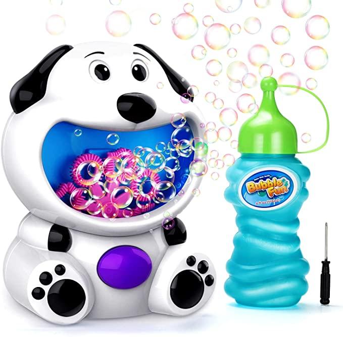 EPCHOO Automatic Bubble Making Machine, Puppy.
