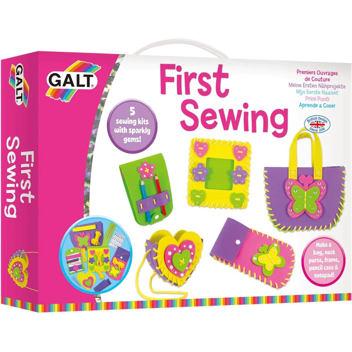 Galt Toys First Sewing Kit