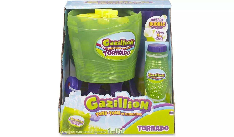 Gazillion Bubbles Tornado 2.0 Bubble Machine.