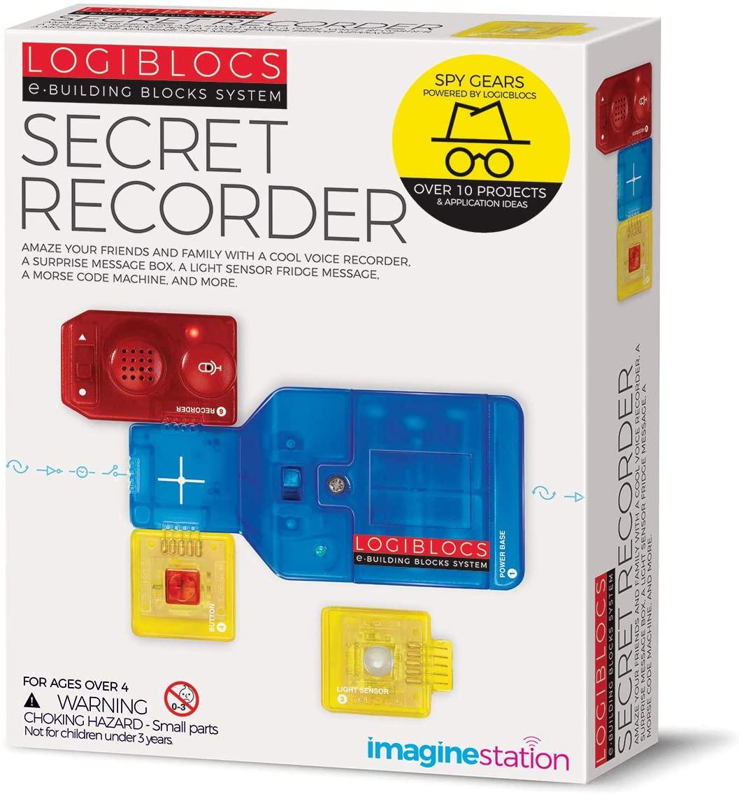 Logiblocs Spy Tech.