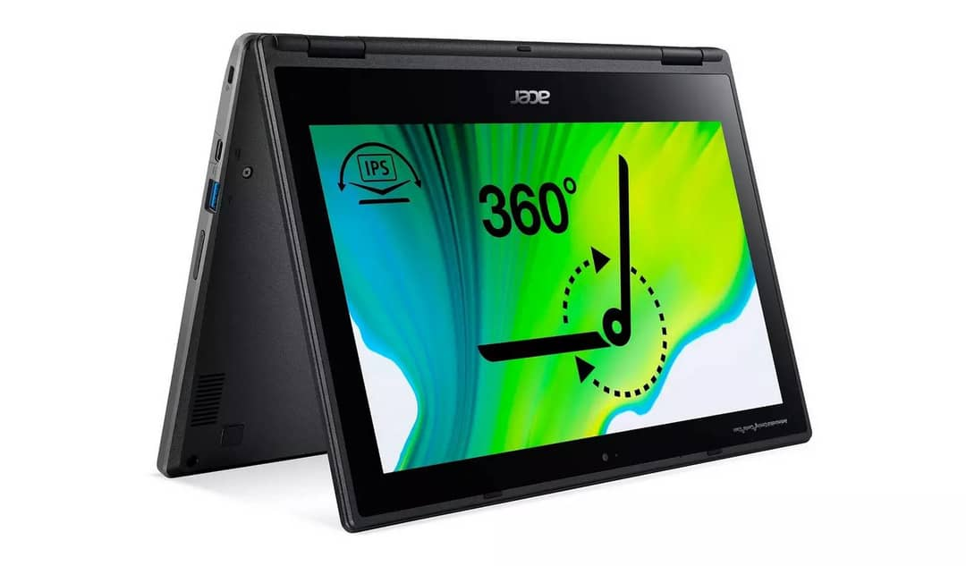 Acer Spin 311 2-in-1 Chromebook - Argos
