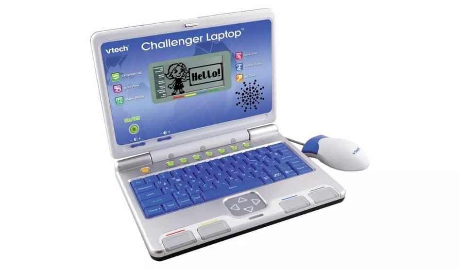 VTech Challenger Laptop - Argos