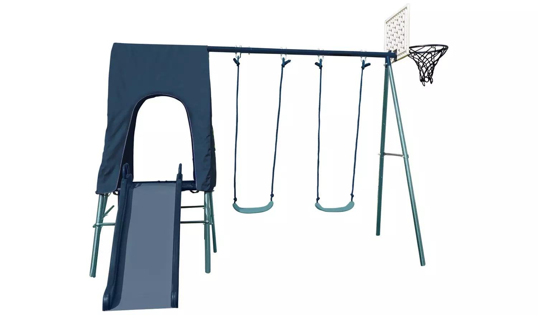 Chad Valley 2 in 1 Toddler and Kids Garden Swing - Argos