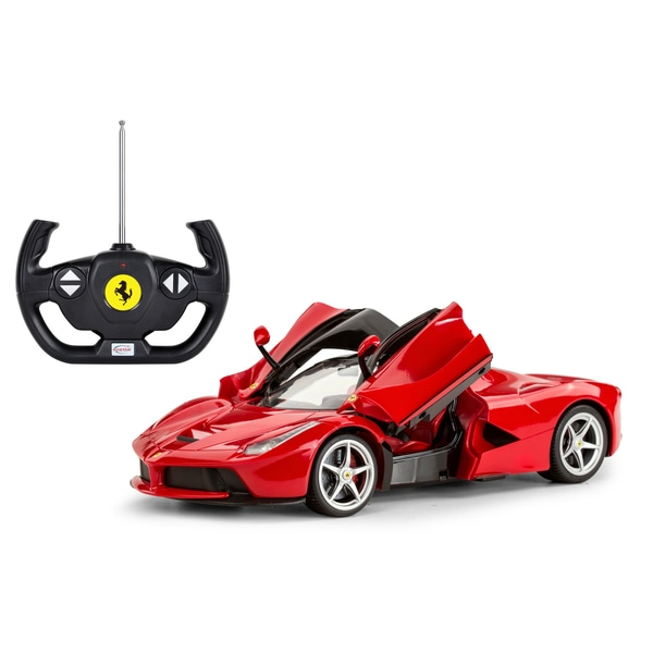 Smyths Remote Control 1:14 LaFerrari With USB Charging Cable‍.