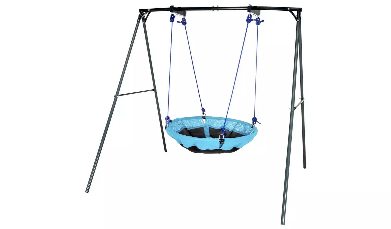 Chad Valley Kids Garden Nest Swing - Argos