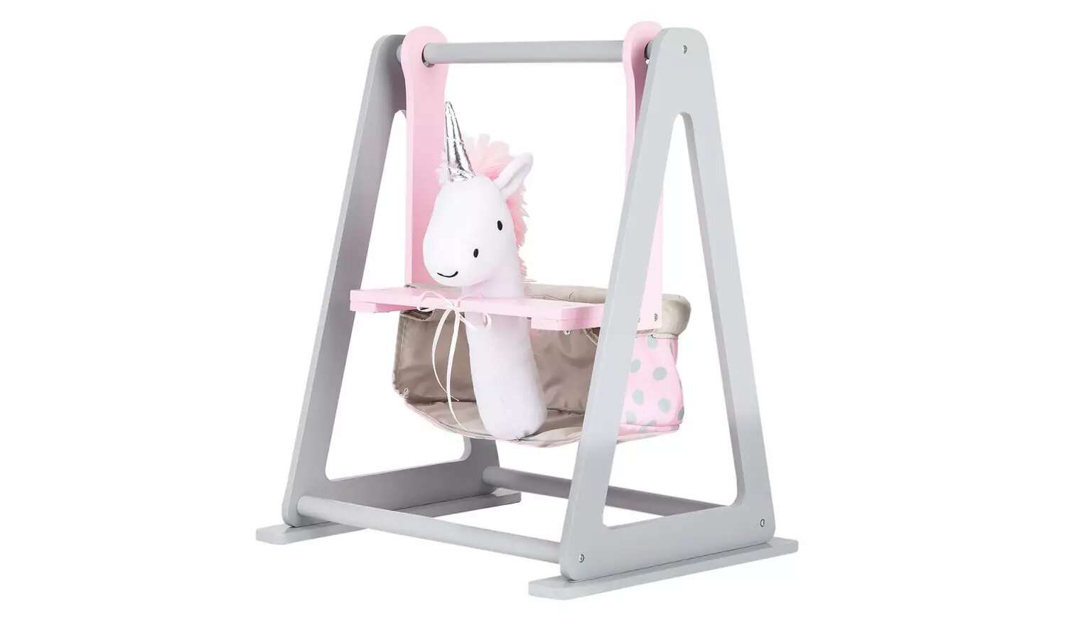 Tiny Treasures Wooden Unicorn Unicorn Rocker.