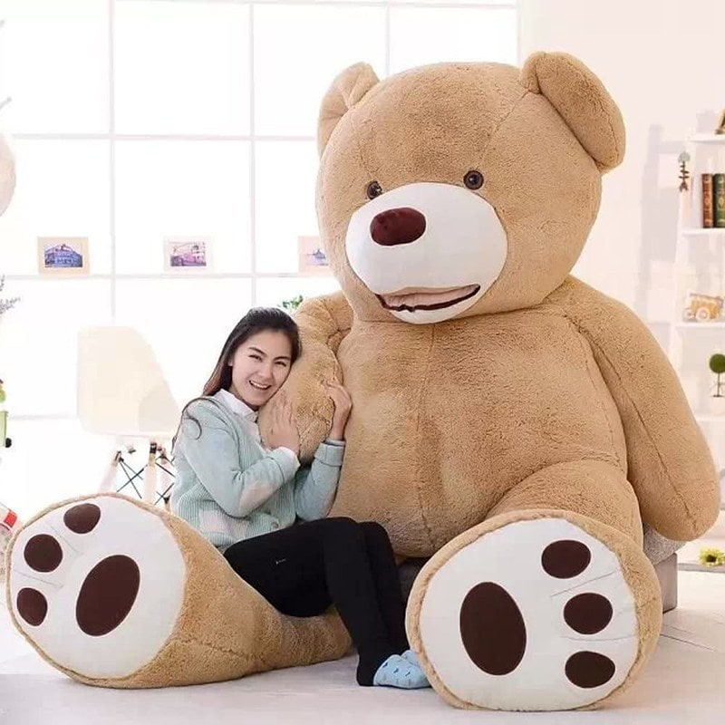 MorisMos Giant Huge Teddy Bear - Amazon