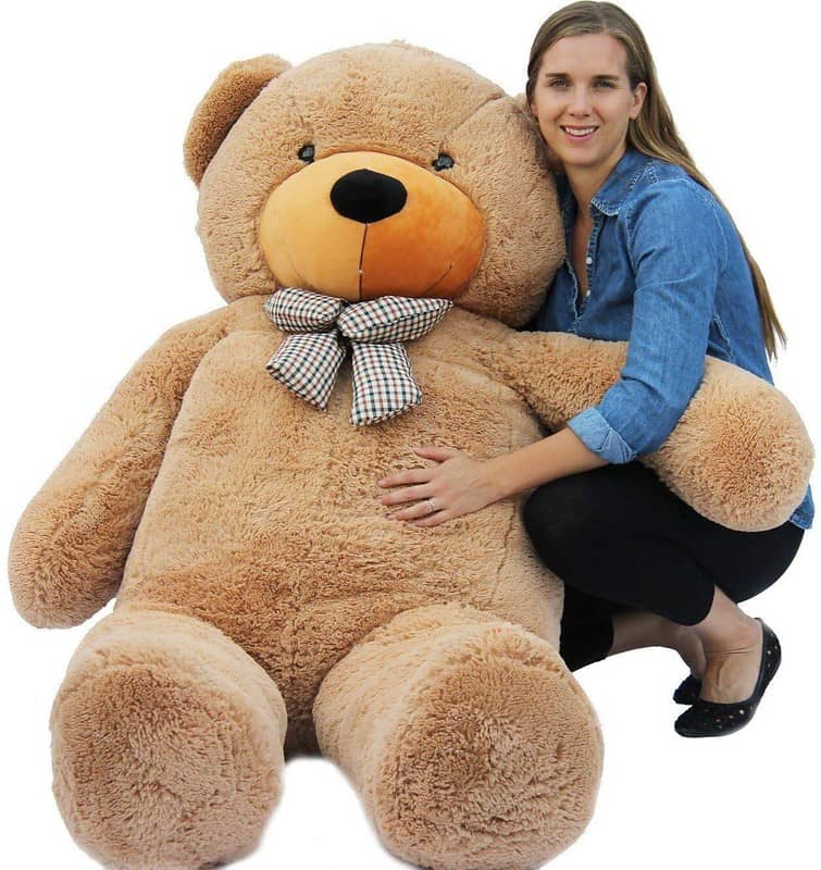 "Joyfay® 200cm 78"" Giant Teddy Bear - Amazon"