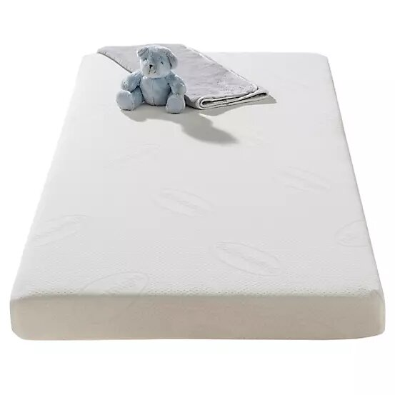 Silentnight Safe Nights Airflow Cot Bed Mattress.