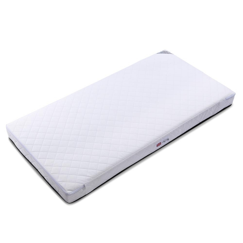 Silver Cross Cot Bed Mattress - Superior - Kiddies Kingdom‍.