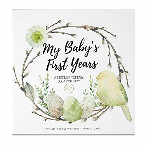 Baby First 5 Years Memory Book - Amazon