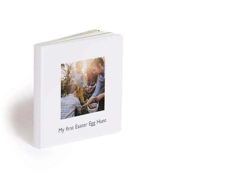 My First Baby Photo Board Book - Photo Box