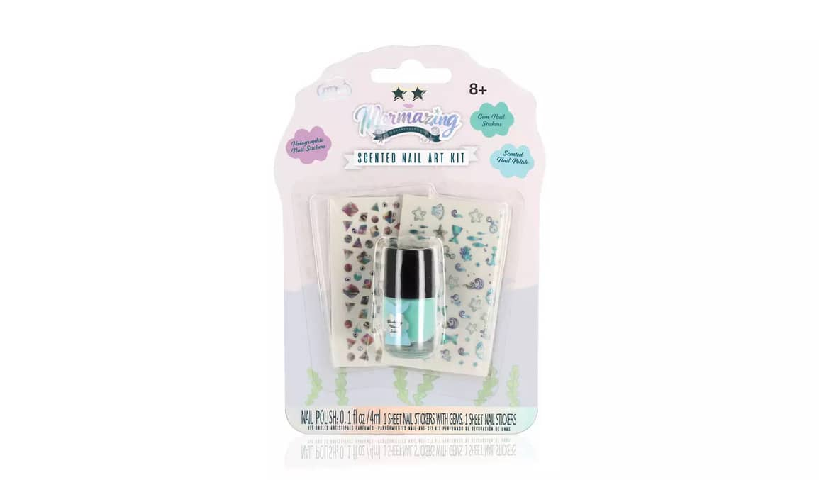 Mermazing Scented Nail Art Kit