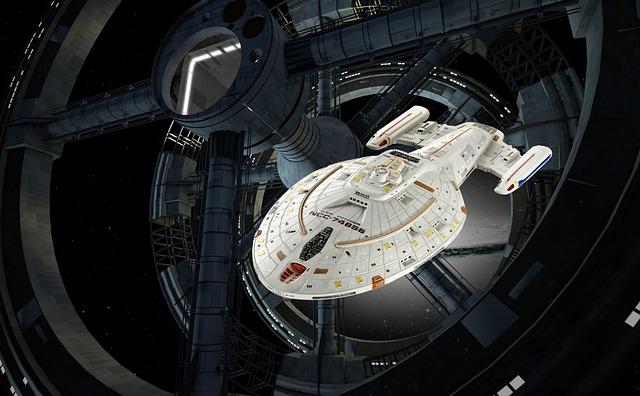 Star Trek ship to inspire baby name