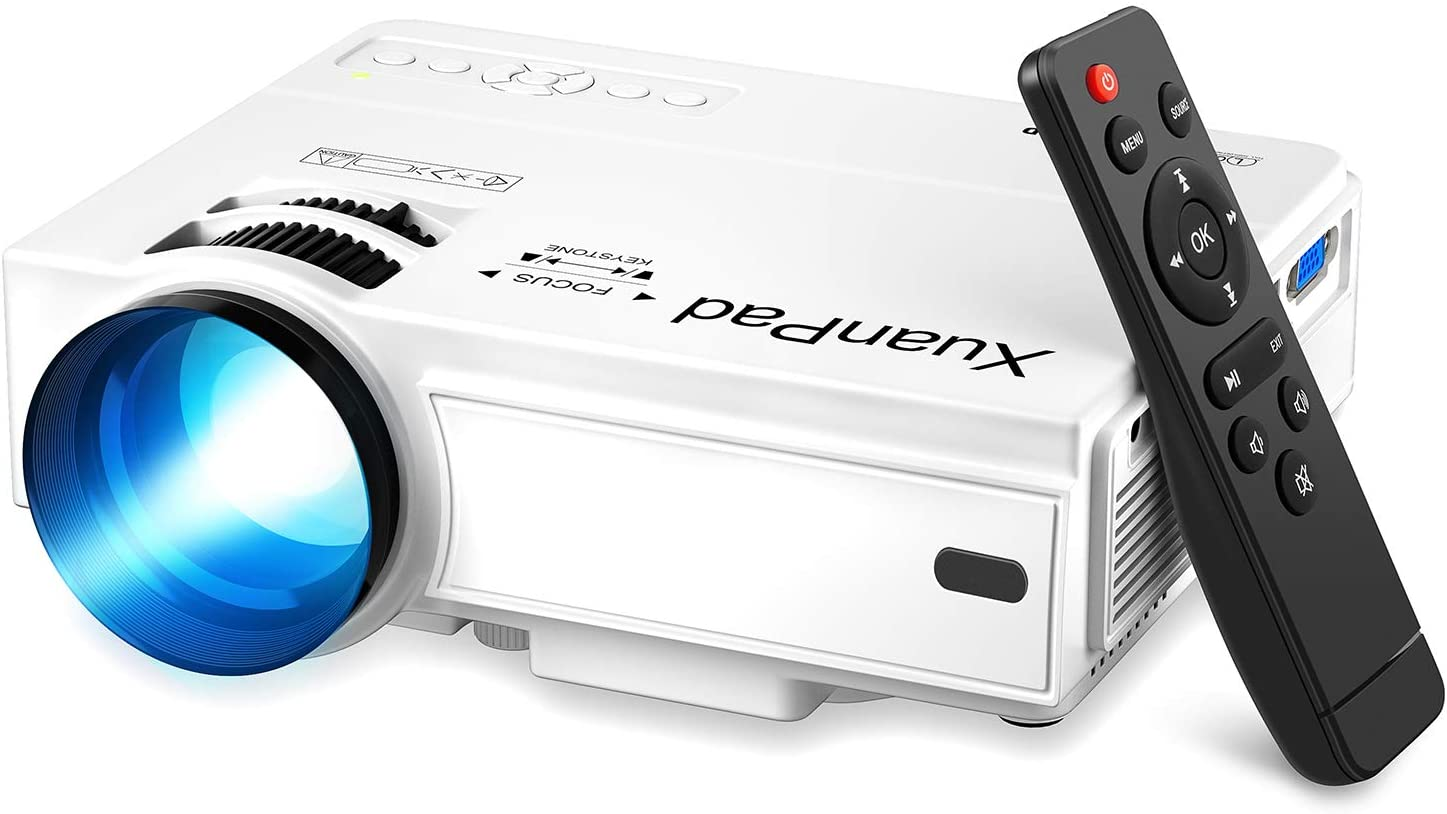 XuanPad Video Mini Projector.