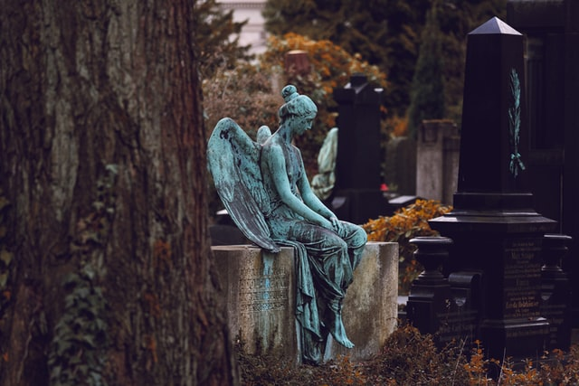 Fallen angels are a favorite in many fantasy stories.