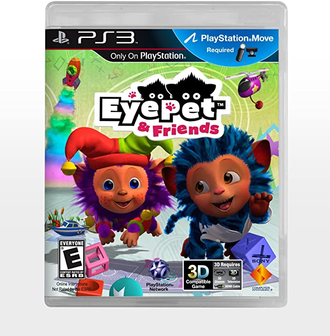 EyePet And Friends.