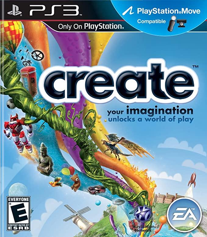EA Create.
