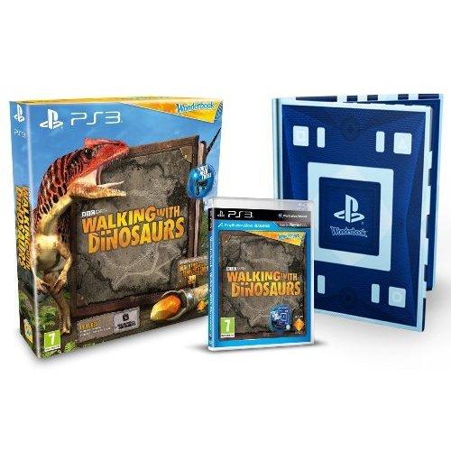 Wonderbook: Walking With Dinosaurs.