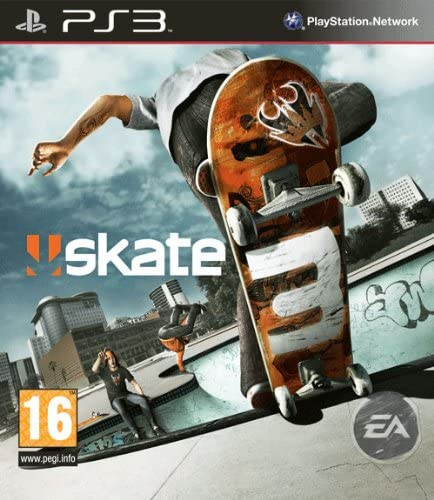 EA Skate 3.