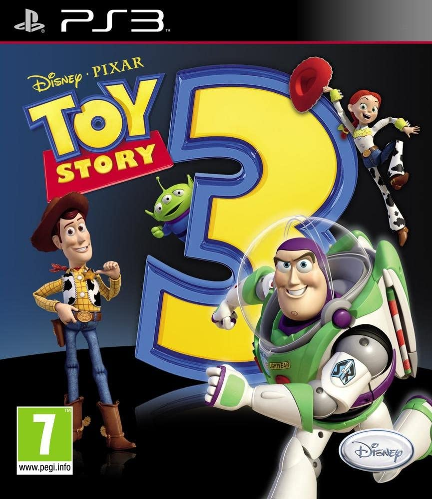 Toy Story 3 PS3.