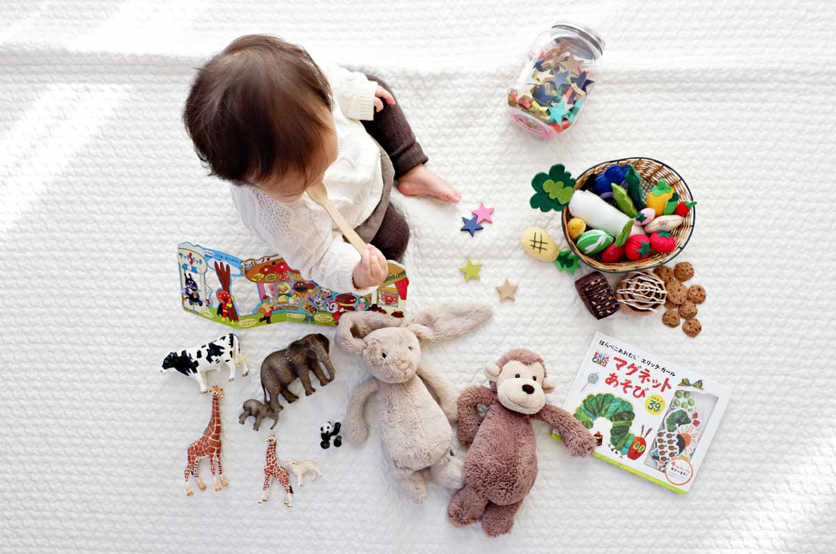 A creative name for your child will bring out the creative genius within them from an early age