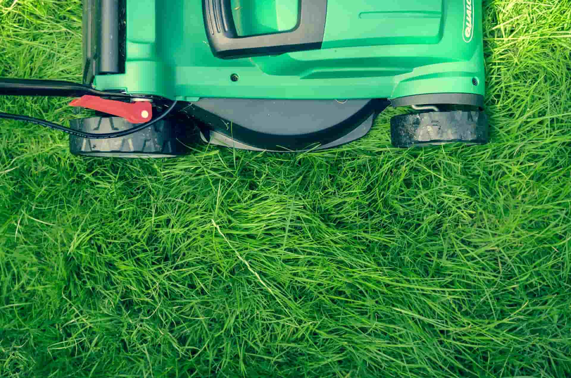 Lawn mowing can lead to many jokes based on your lawn or garden.