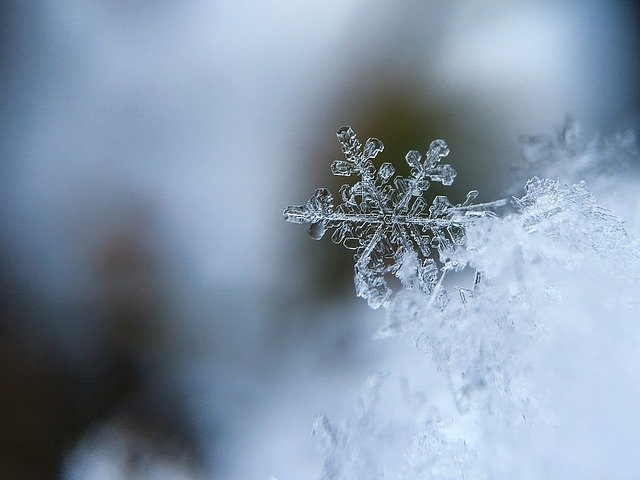 There are many different types of snow, the best for snowballs occurs when the temperature is slightly higher.