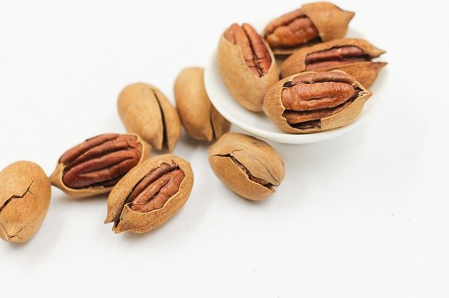 Pecans were packed as a snack for the astonaughts on the Apollo missions, and are still being sent into space today.
