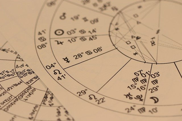 You can look deeper into your starsign and create your own birthchart.
