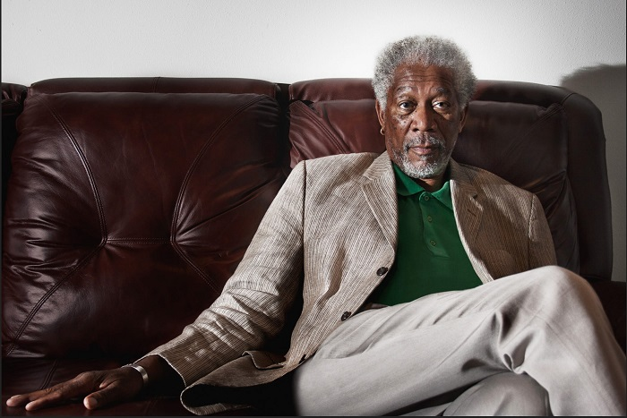 Morgan Freeman has been acting for over 50 years, and has been in at least 107 films!