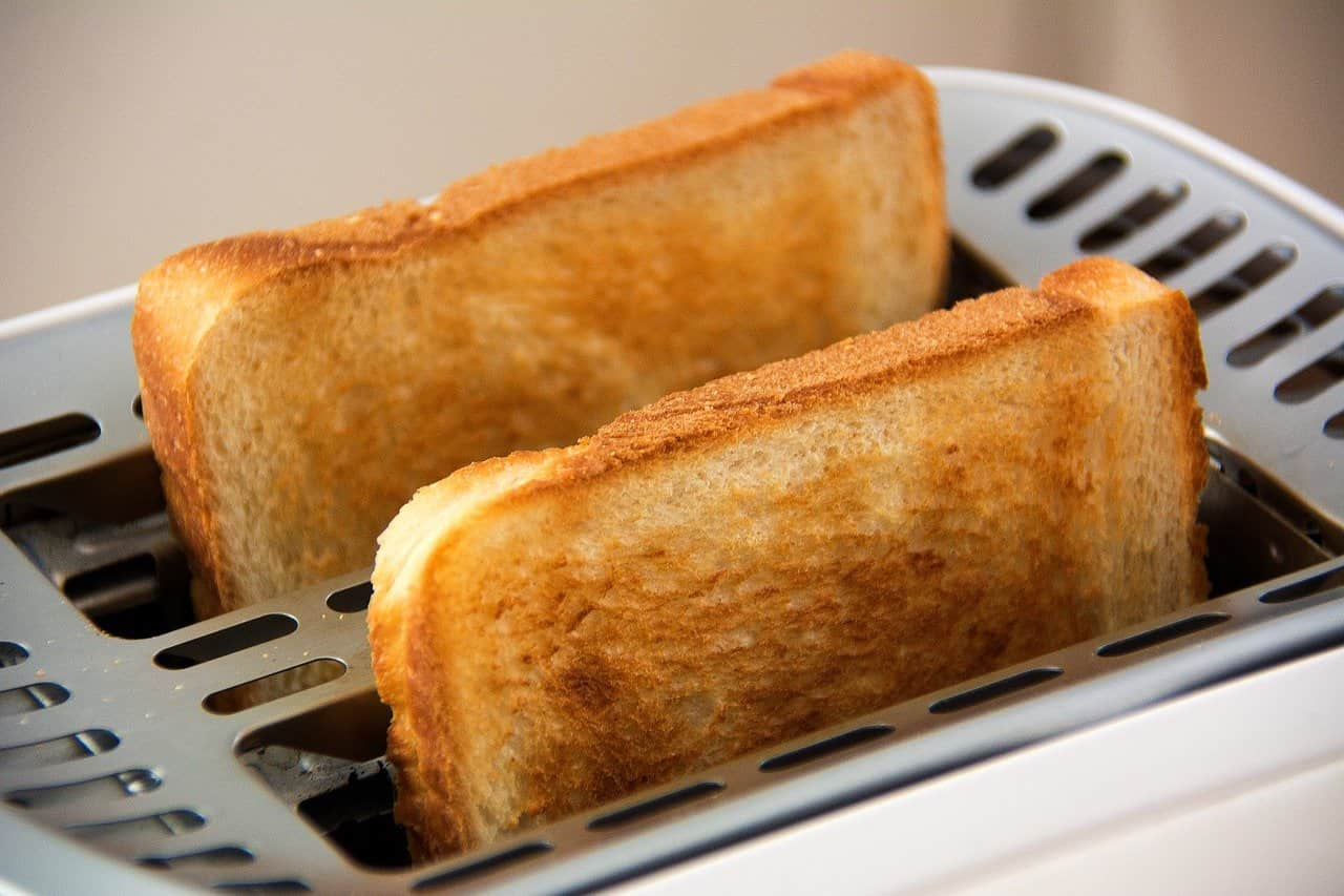 Toasts can be awesome subjects for puns and jokes.