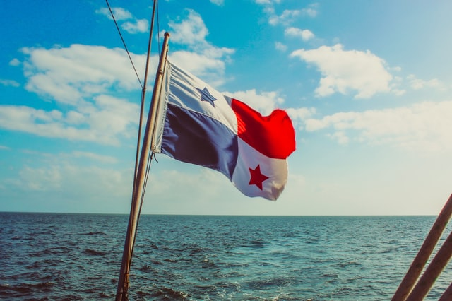 The Panama flag is highly symbolic.