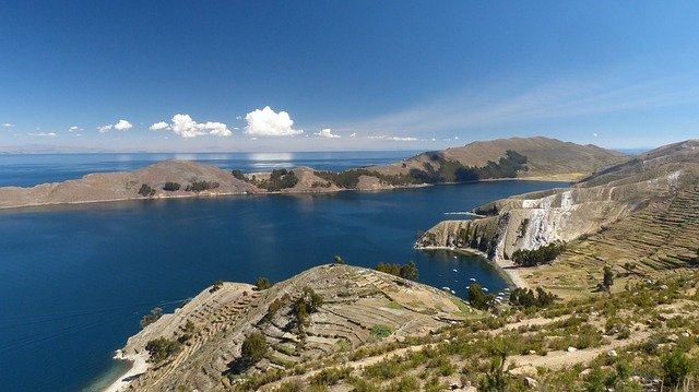 Lake Titicaca is over 60 million years old, created as the result of a huge earthquake.