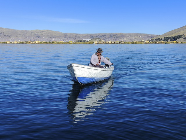 Lake Titicaca is the highest navigable lake in the world.