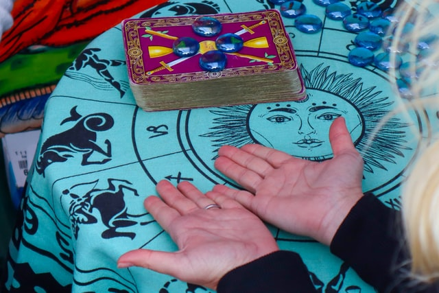 There are hundreds of fortune tellers in today's world.