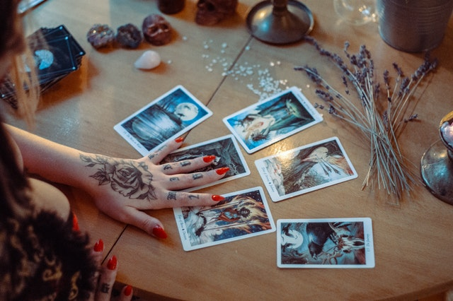Fortune telling can be done online nowadays and it still remains prominent.