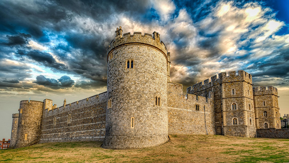 Windsor Castle is open to visitors now.