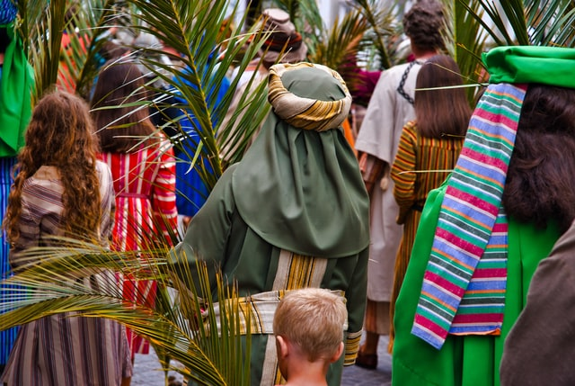 Palm Sunday is celebrated differently throughout the world.