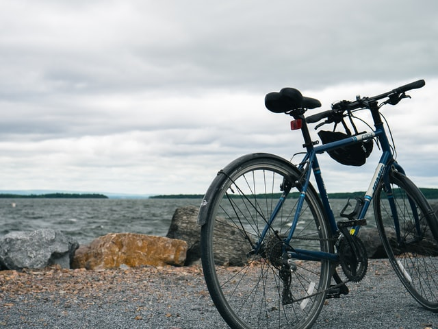 Lake Champlain is one of the biggest bodies of water in the country.