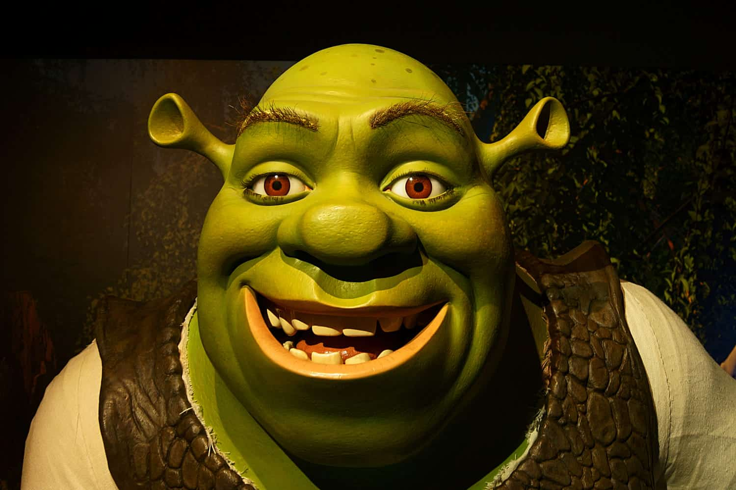 It can sometimes be hard to distinguish between male ogre names and female ogre names