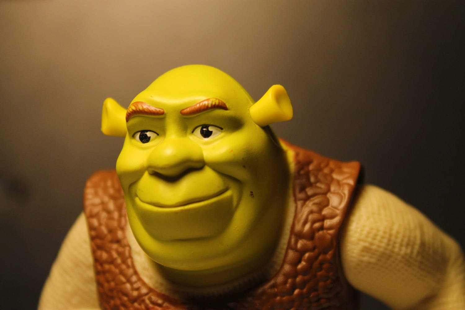 Shrek is one of the most famous ogres