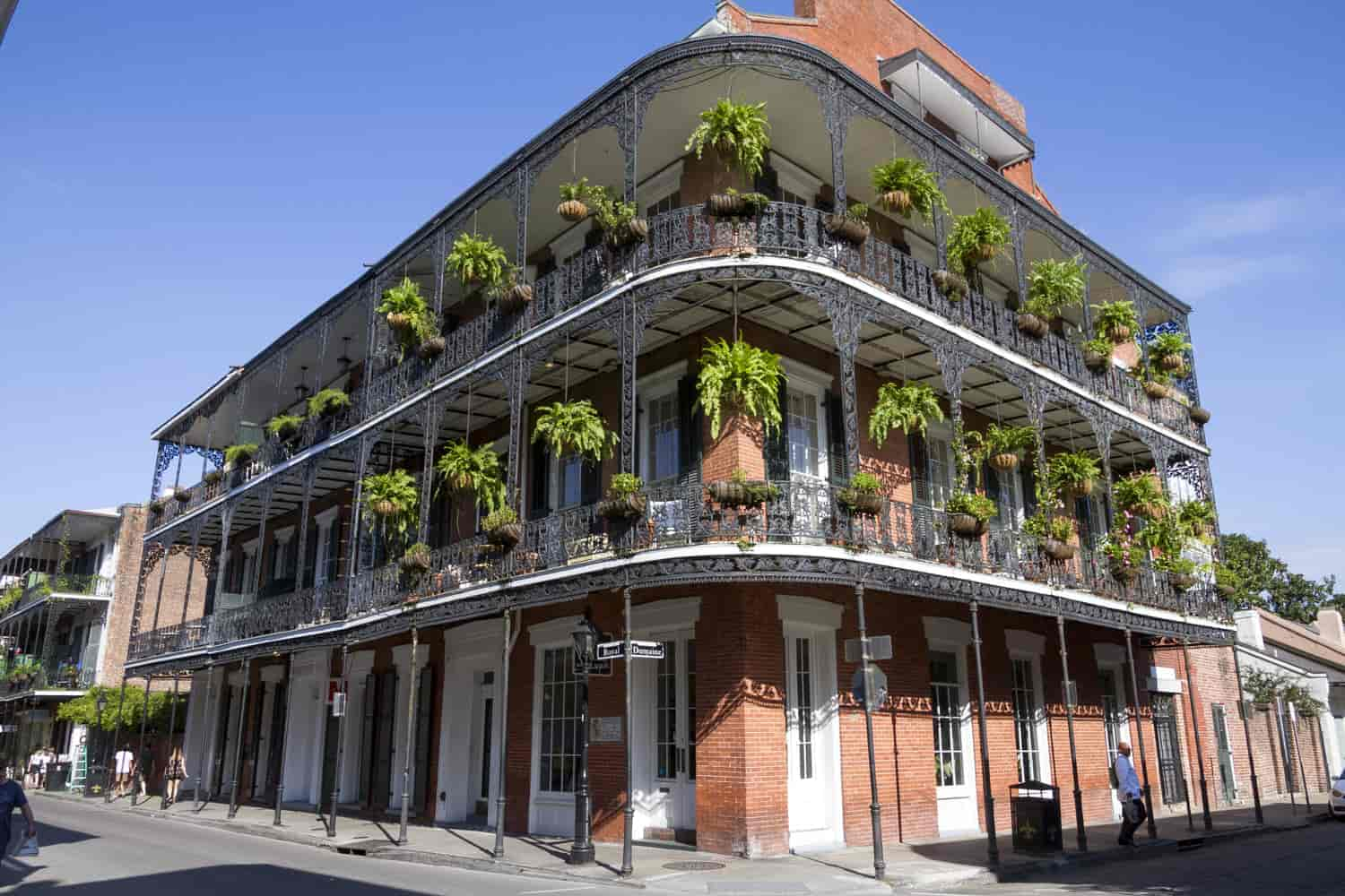New Orleans has the biggest Voodoo practising population in the USA