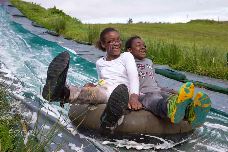 A creative summer camp name increases enthusiasm