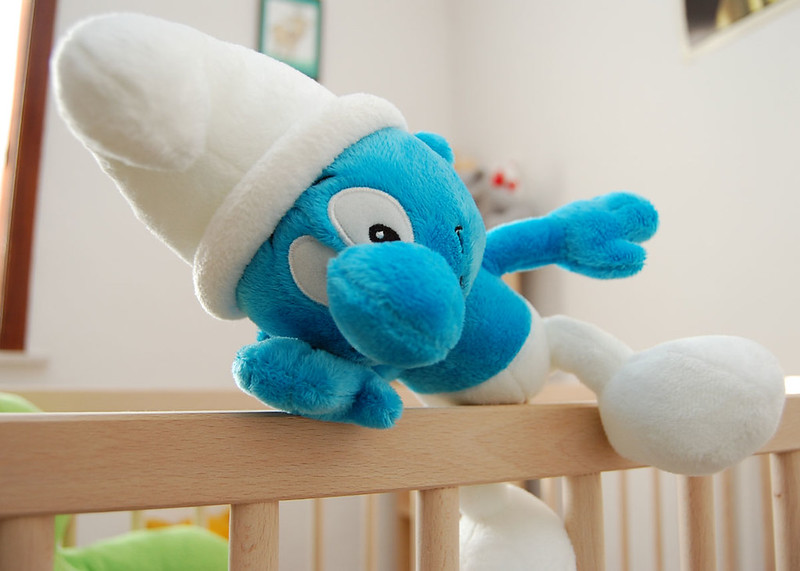 Smurfs are every kid's favorite