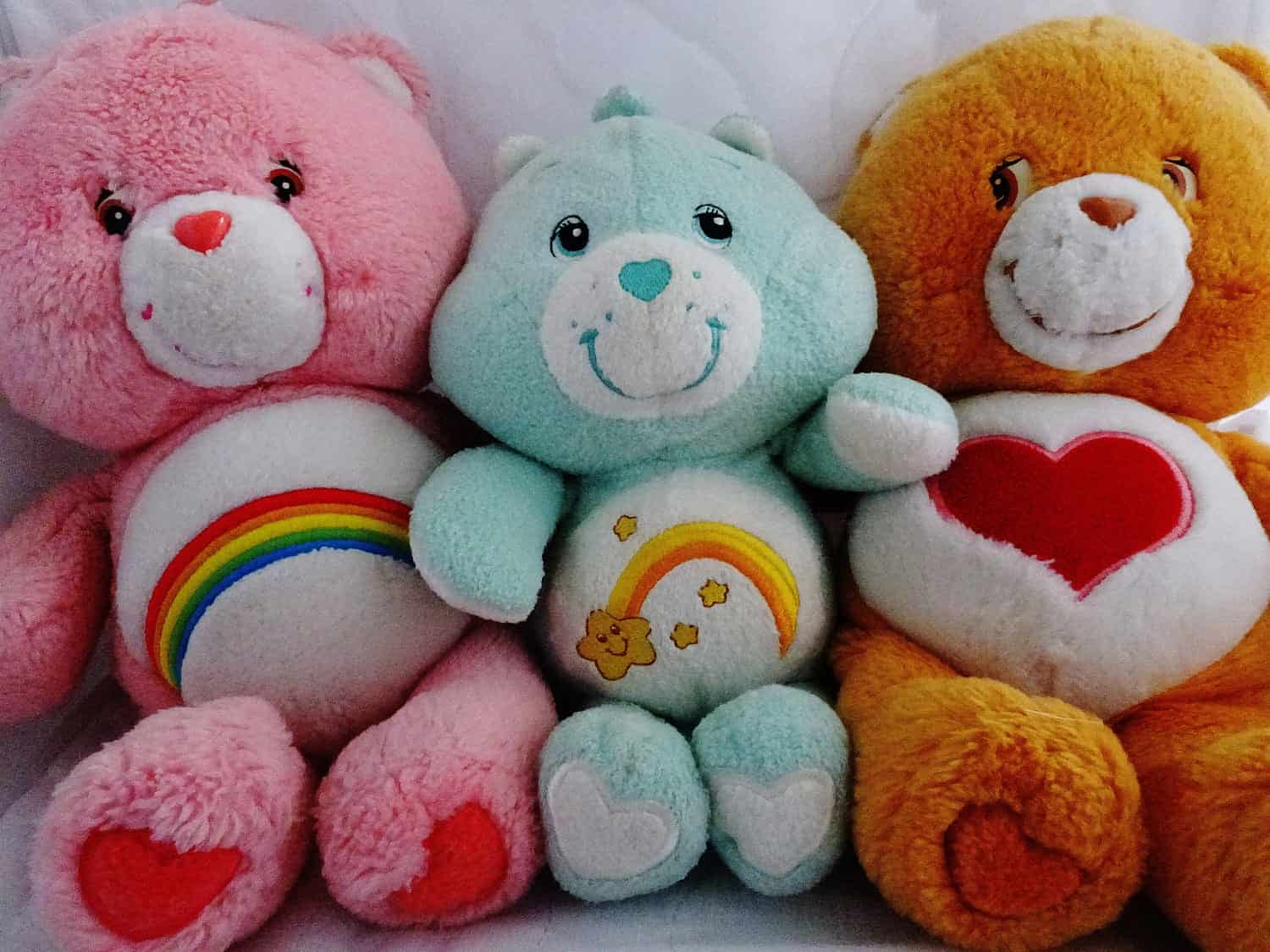 All '80s children loved Care Bears