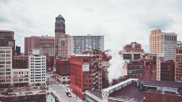Detroit is the biggest city in Michigan state, but it isn't the capital.
