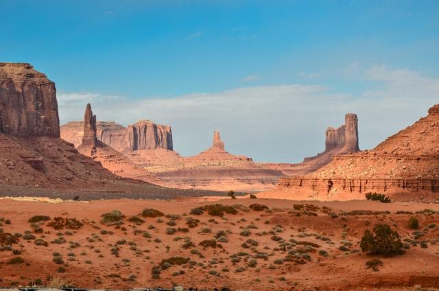 Keep the desert puns flowing like the desert dunes.
